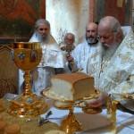 Východní Svatá Liturgie sv. Jana Zlatoústého...