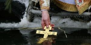 18. a 19. ledna se v celém východním křesťanském světě koná Velké svěcení veškeré vody...