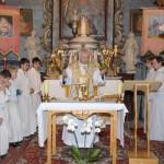 guty oltář kněz