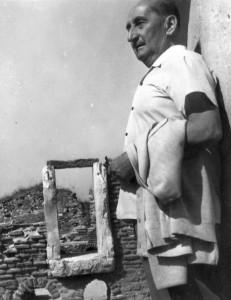 Ludvík Švančara, vězeň koncentračního tábora Dachau