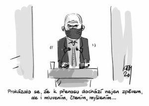 Kresba: Miroslav Kemel.