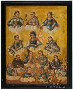 Čtrnáct svatých pomocníků při všech chorobách a nemocech...